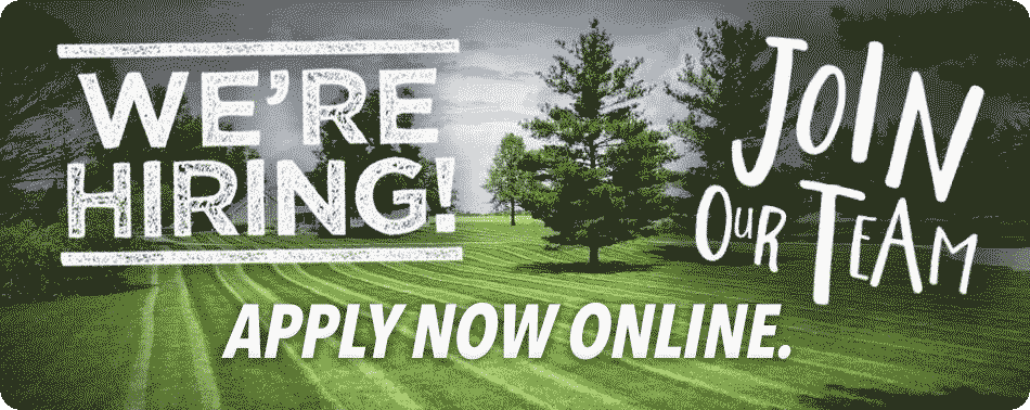 Apply now with Wilson Lawn Care