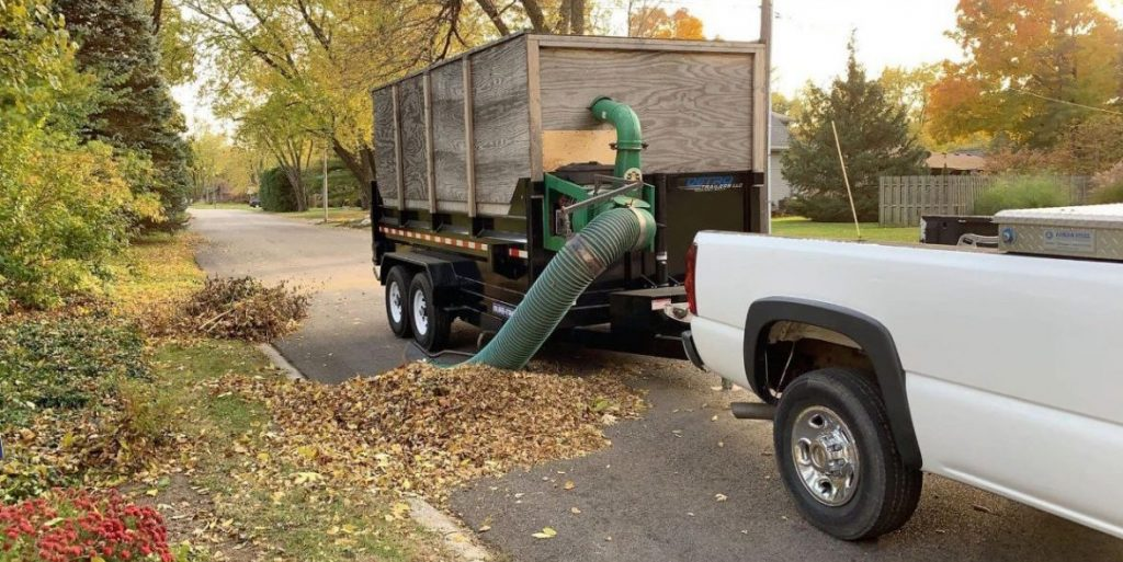 Leaf Removal Amp Cleanups Muncie Indiana Lawn Mowing